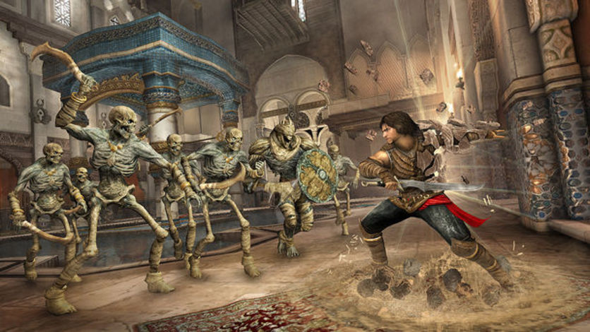 Screenshot 2 - Prince of Persia: The Forgotten Sands Collectors Edition