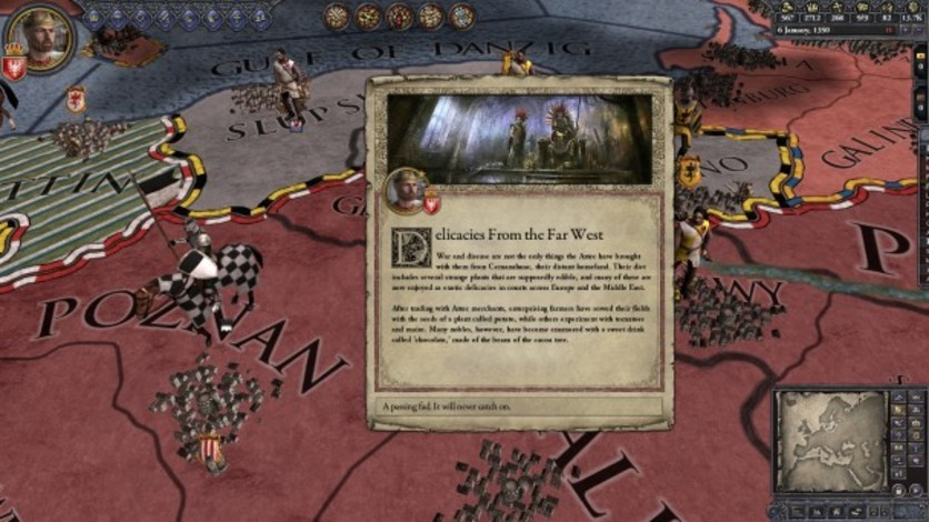 Screenshot 2 - Crusader Kings II: Sunset Invasion
