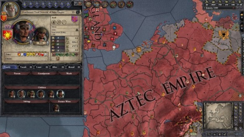 Screenshot 5 - Crusader Kings II: Sunset Invasion