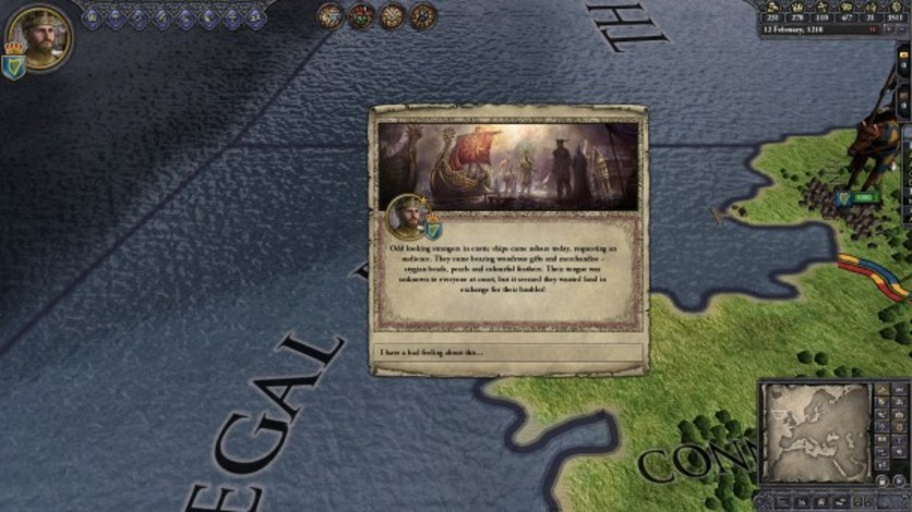 Screenshot 4 - Crusader Kings II: Sunset Invasion
