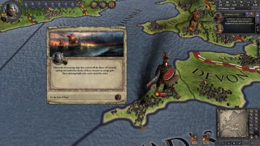 Screenshot 3 - Crusader Kings II: Sunset Invasion