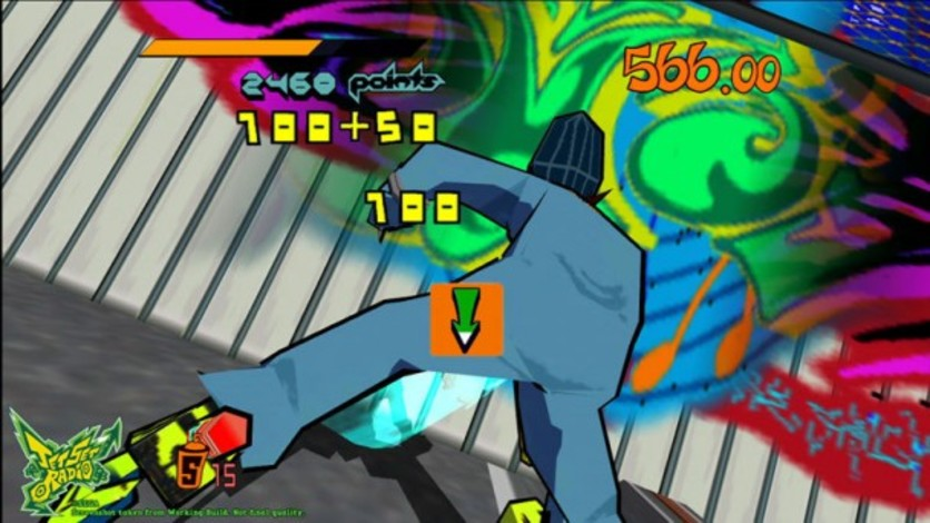 Screenshot 4 - Jet Set Radio
