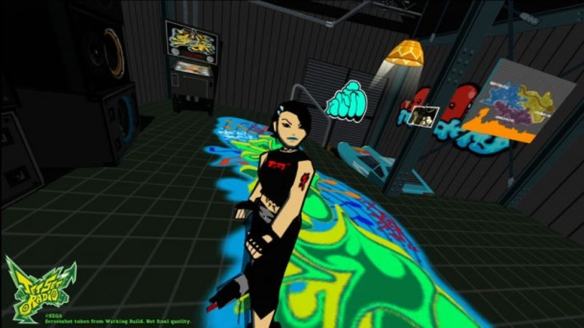 Screenshot 3 - Jet Set Radio