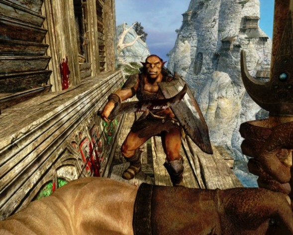 Screenshot 1 - Dark Messiah: Might & Magic