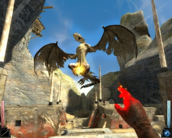 Screenshot 2 - Dark Messiah: Might & Magic