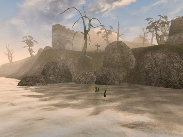 Screenshot 2 - The Elder Scrolls III: Morrowind GOTY Edition