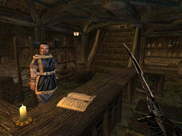 Screenshot 9 - The Elder Scrolls III: Morrowind GOTY Edition
