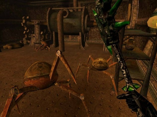 Screenshot 4 - The Elder Scrolls III: Morrowind GOTY Edition