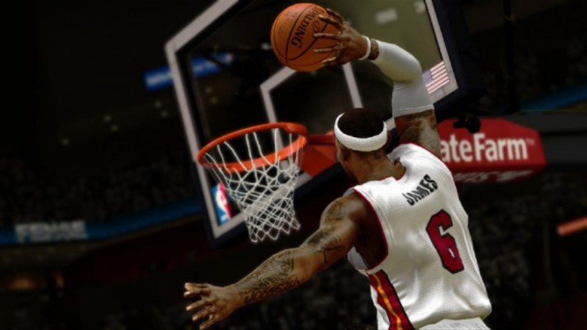 Screenshot 1 - NBA 2K14