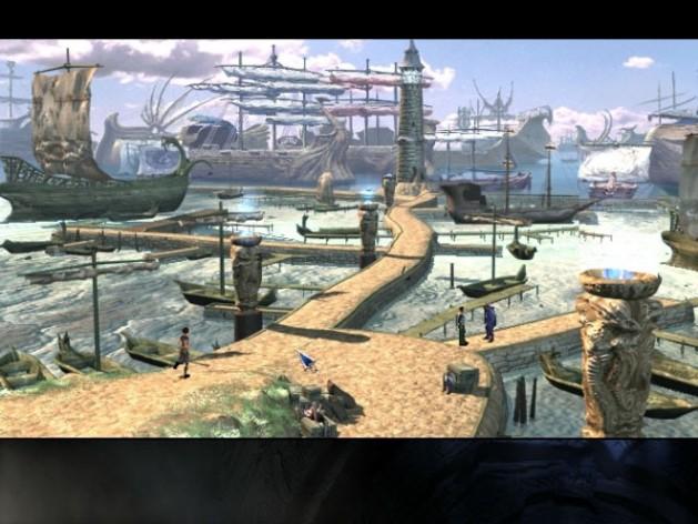 Screenshot 3 - The Longest Journey