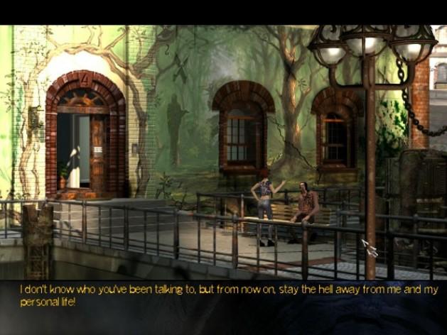 Screenshot 2 - The Longest Journey