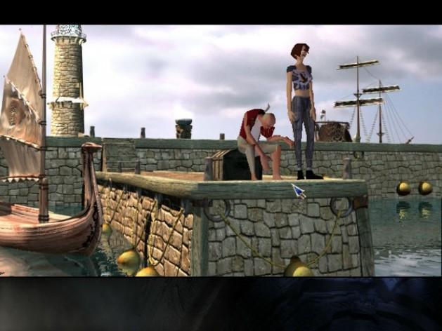 Screenshot 4 - The Longest Journey