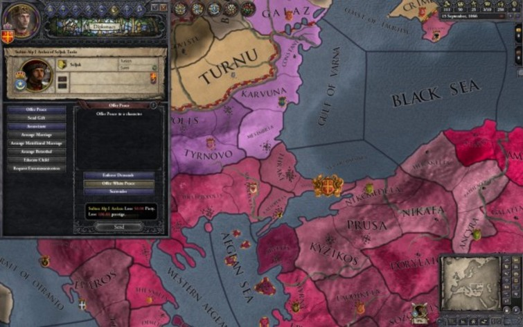 Screenshot 4 - Crusader Kings II: Songs of the Holy Land