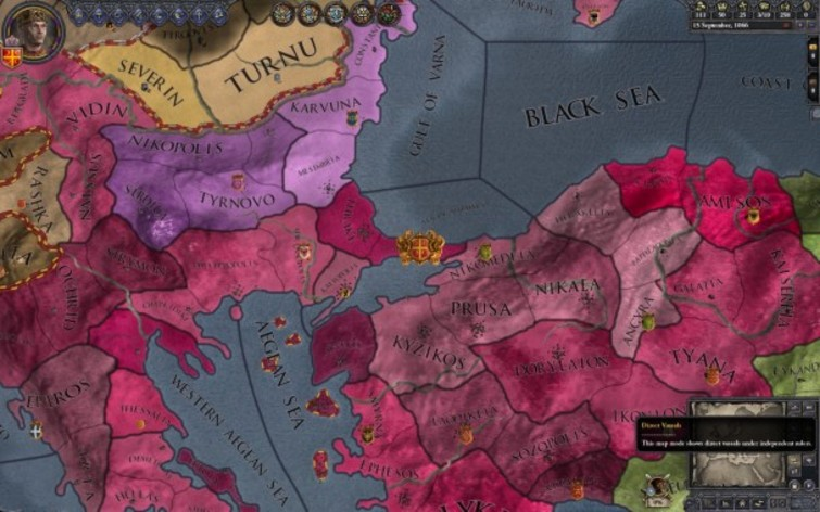 Screenshot 2 - Crusader Kings II: Songs of the Holy Land