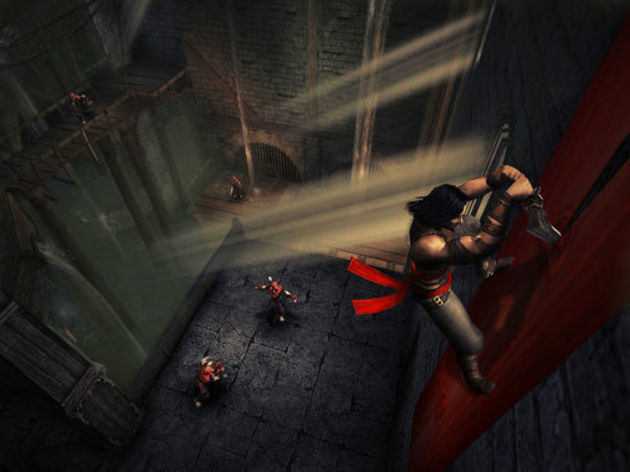 Screenshot 2 - Prince of Persia: Warrior Within