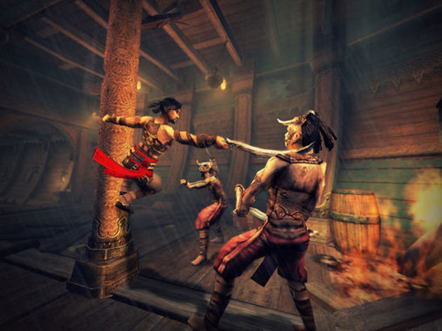 Screenshot 3 - Prince of Persia: Warrior Within