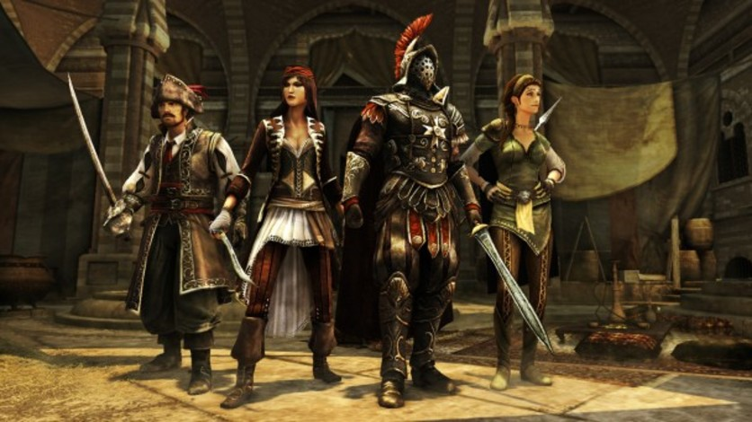 Screenshot 3 - Assassin's Creed: Revelations Gold Edition