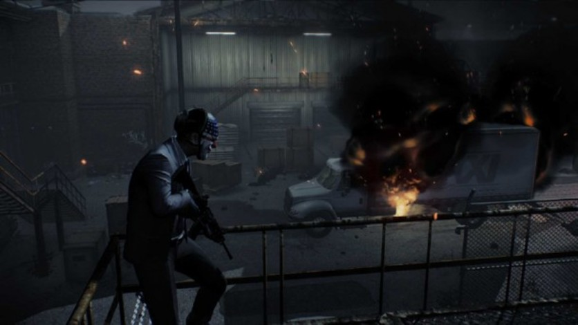 Screenshot 8 - Payday 2