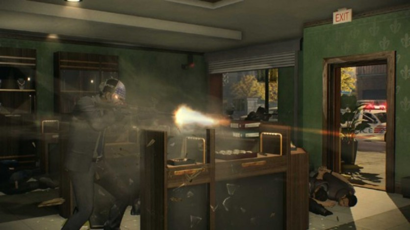 Screenshot 6 - Payday 2