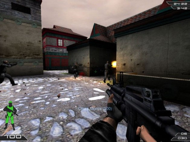 Screenshot 5 - Tactical Ops: Assault on Terror