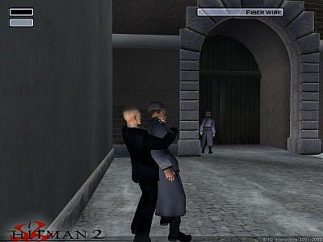 Screenshot 2 - Hitman 2 Silent Assassin