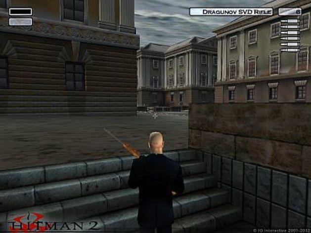 Screenshot 1 - Hitman 2 Silent Assassin