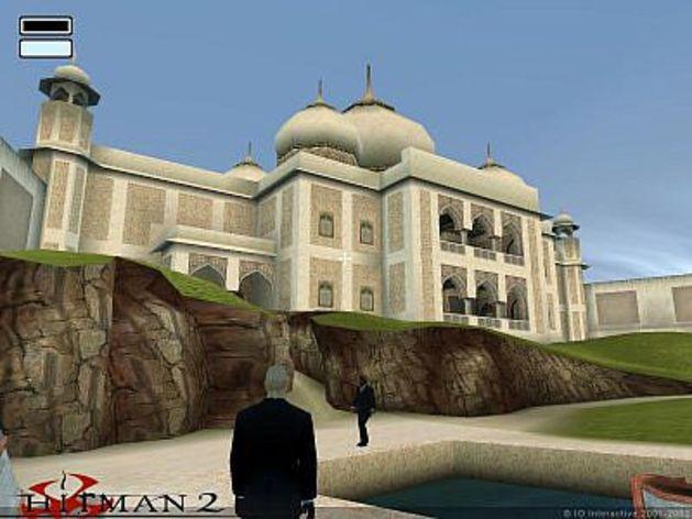 Screenshot 3 - Hitman 2 Silent Assassin