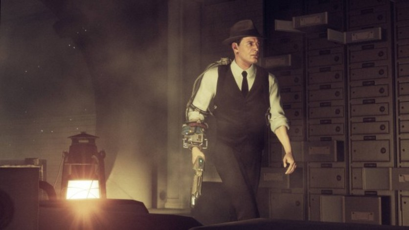 Screenshot 1 - The Bureau: XCOM Declassified - Light Plasma Pistol