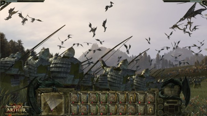 Screenshot 4 - King Arthur II: Dead Legions