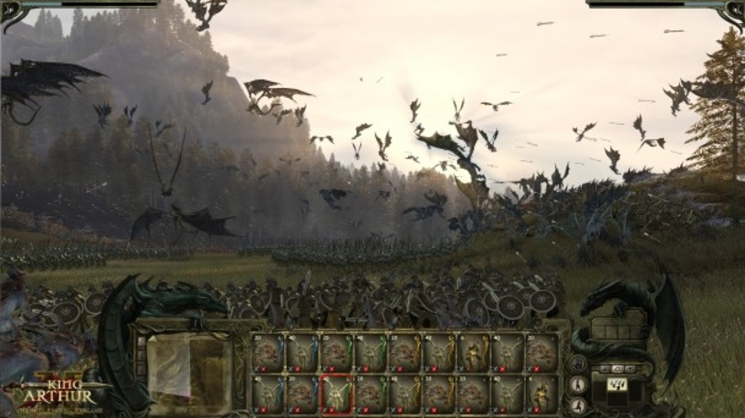 Screenshot 9 - King Arthur II: Dead Legions