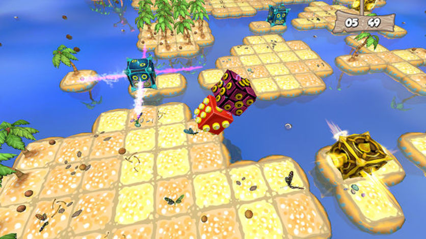 Screenshot 3 - Voodoo Dice