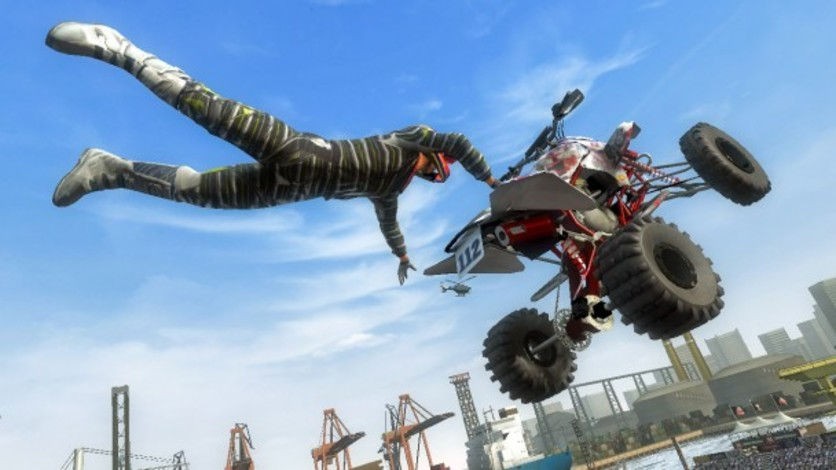 Screenshot 3 - MX vs ATV Reflex