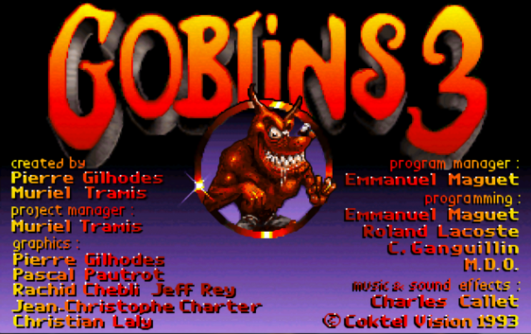 Screenshot 3 - Gobliins Trilogy