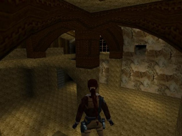 Screenshot 3 - Tomb Raider II