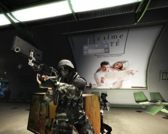 Screenshot 2 - Code of Honor 3: Desperate Measures