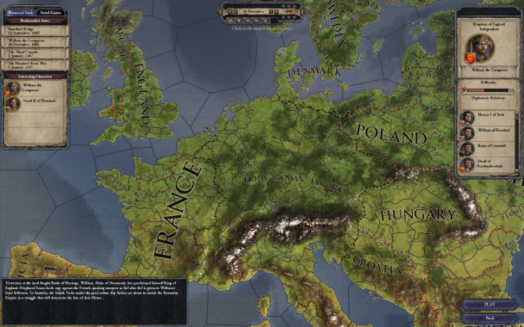 Screenshot 4 - Crusader Kings II: Songs of Albion