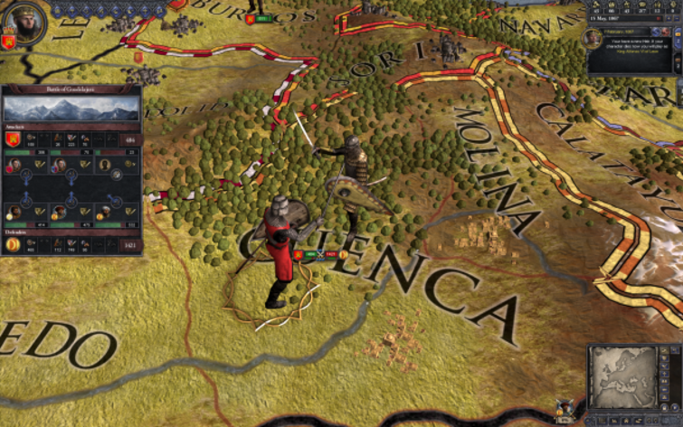 Screenshot 2 - Crusader Kings II: Songs of Albion
