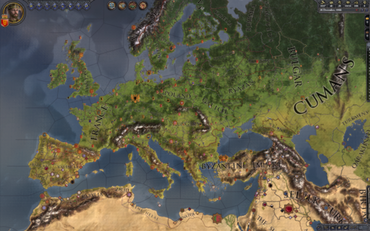 Screenshot 5 - Crusader Kings II: Songs of Albion
