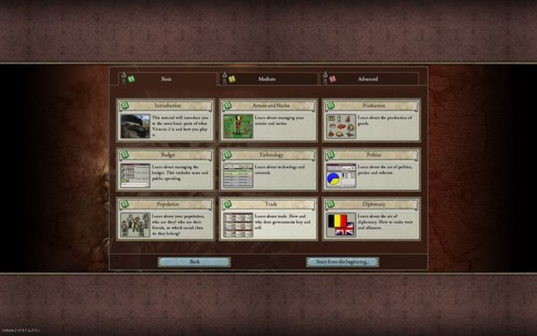 Screenshot 8 - Victoria II