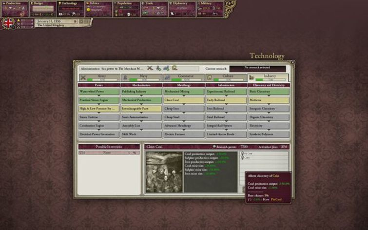 Screenshot 4 - Victoria II
