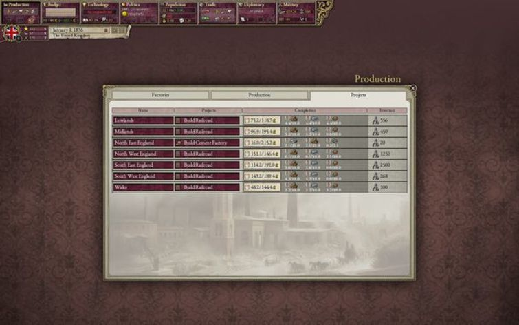 Screenshot 6 - Victoria II
