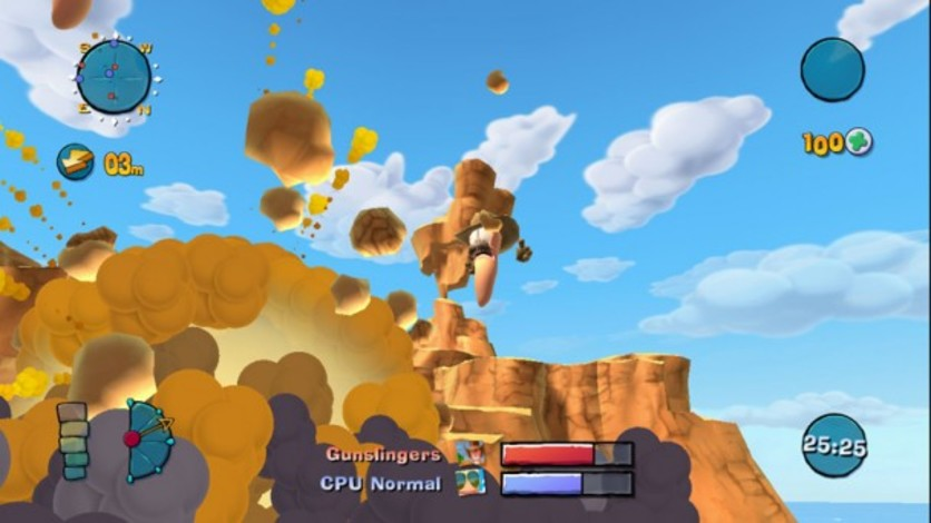 Screenshot 11 - Worms Ultimate Mayhem