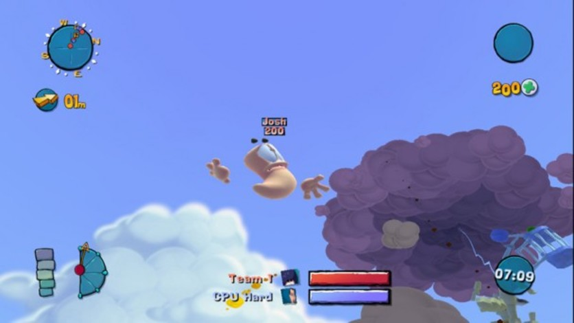 Screenshot 3 - Worms Ultimate Mayhem