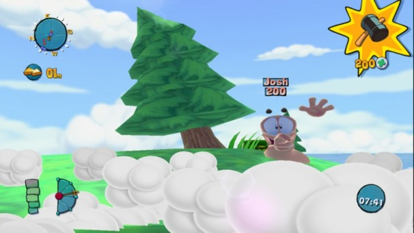 Screenshot 5 - Worms Ultimate Mayhem