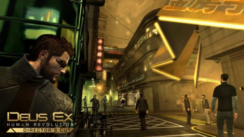 Screenshot 9 - Deus Ex: Human Revolution - Director's Cut