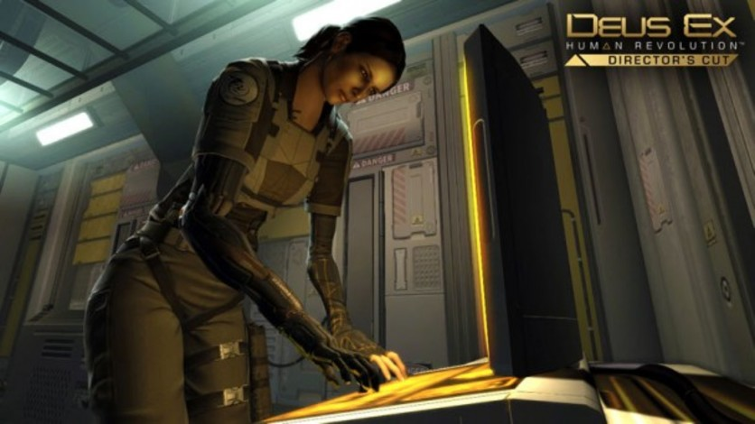 Screenshot 6 - Deus Ex: Human Revolution - Director's Cut
