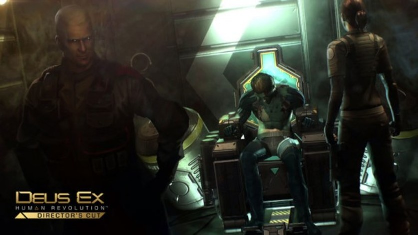 Screenshot 7 - Deus Ex: Human Revolution - Director's Cut