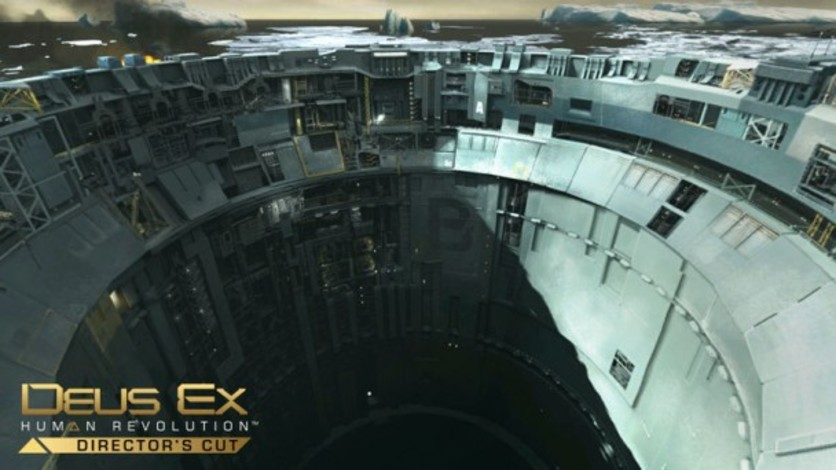 Screenshot 4 - Deus Ex: Human Revolution - Director's Cut