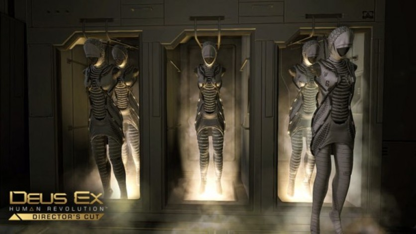 Screenshot 11 - Deus Ex: Human Revolution - Director's Cut