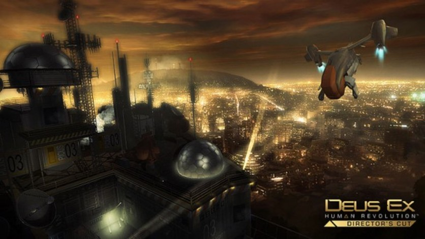 Screenshot 8 - Deus Ex: Human Revolution - Director's Cut